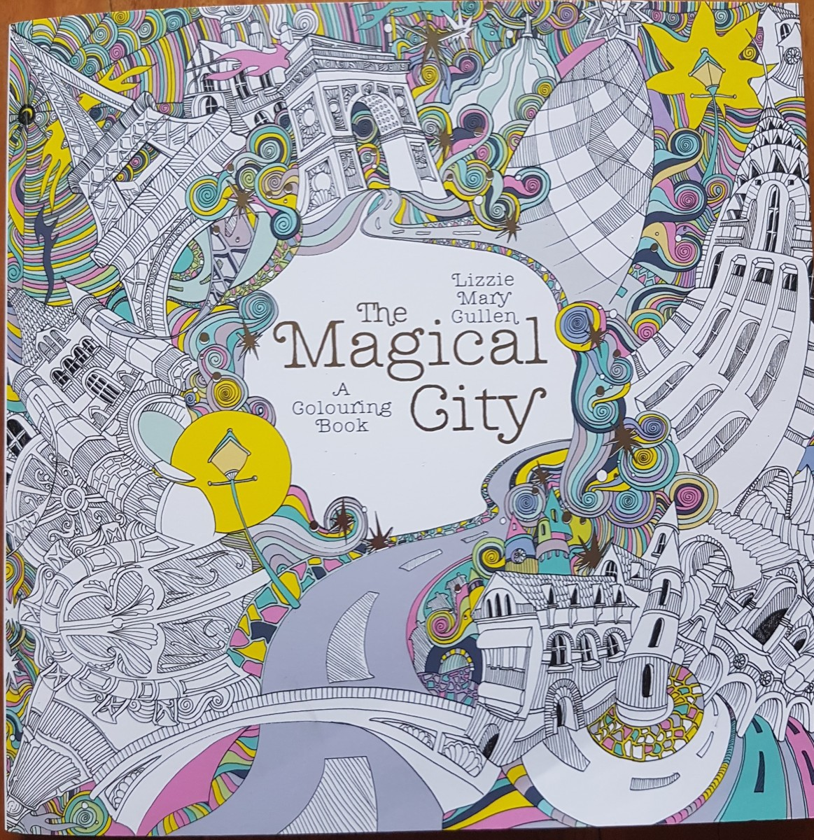Tag Archives Magical City Colouring Book Review