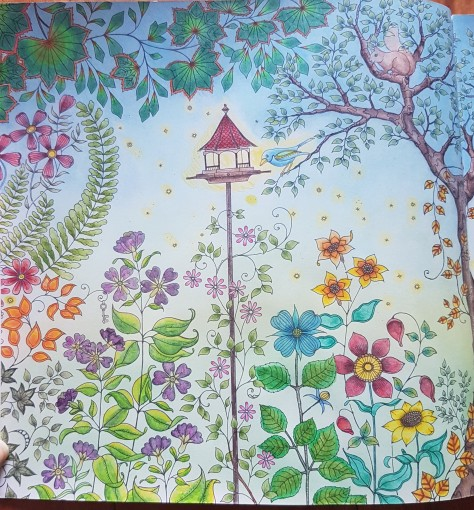 Colored Pages Of Secret Garden ~ best ideas For Printable and ...